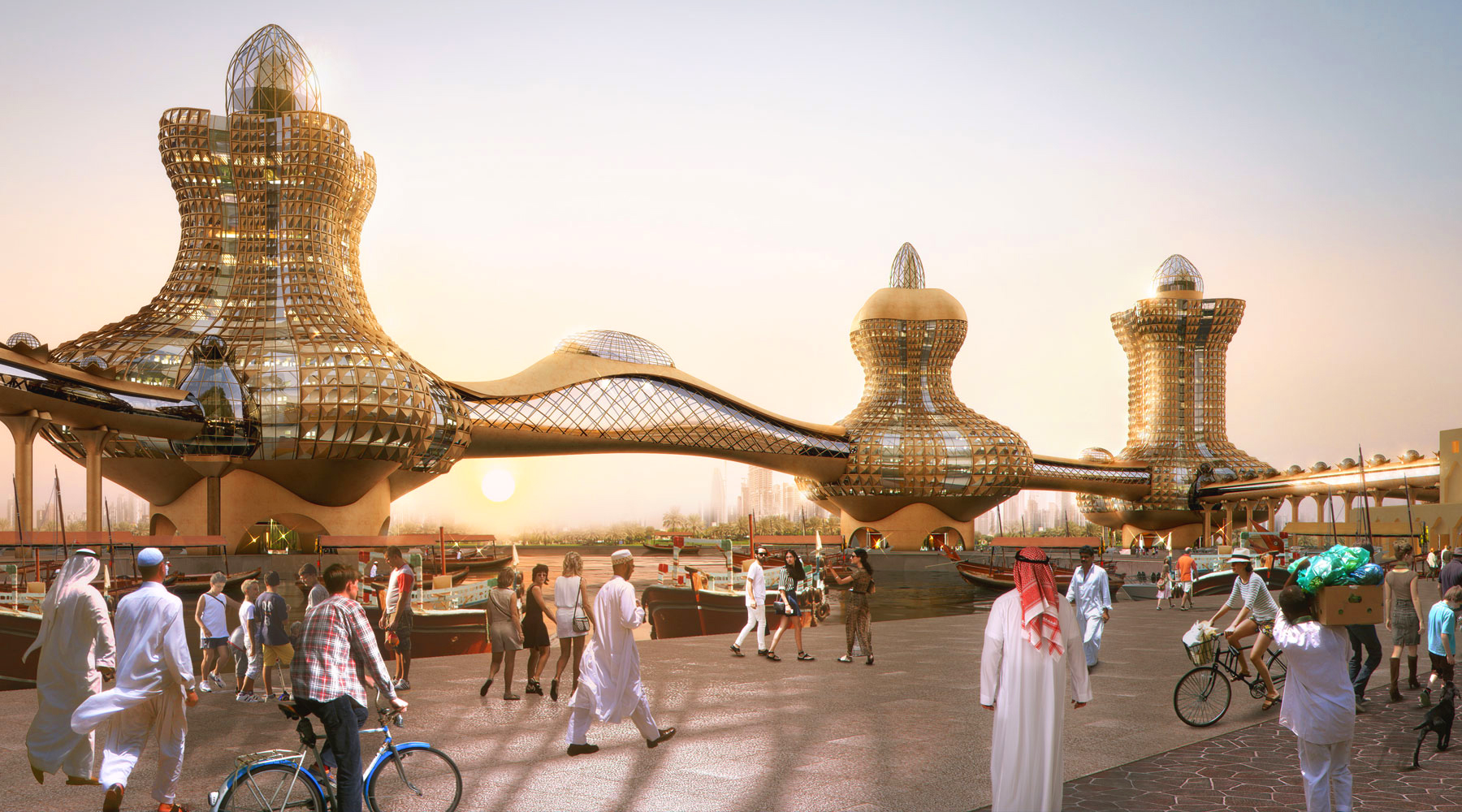 10 amazing future projects upcoming in dubai add to for Upcoming hotels in dubai
