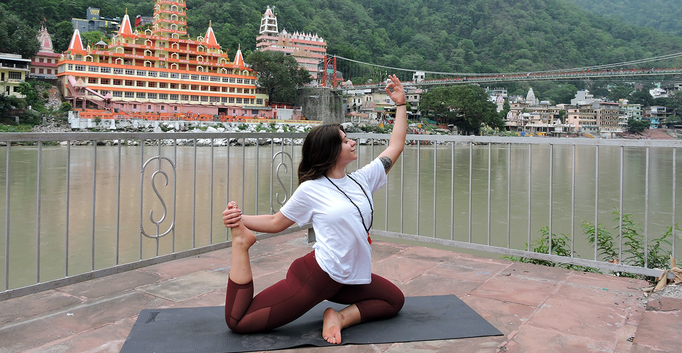 10 places that ought to be on your yoga trips bucket list for Places to do yoga