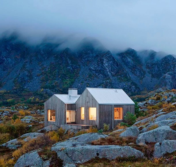 The World's Most Spectacular Isolated Houses