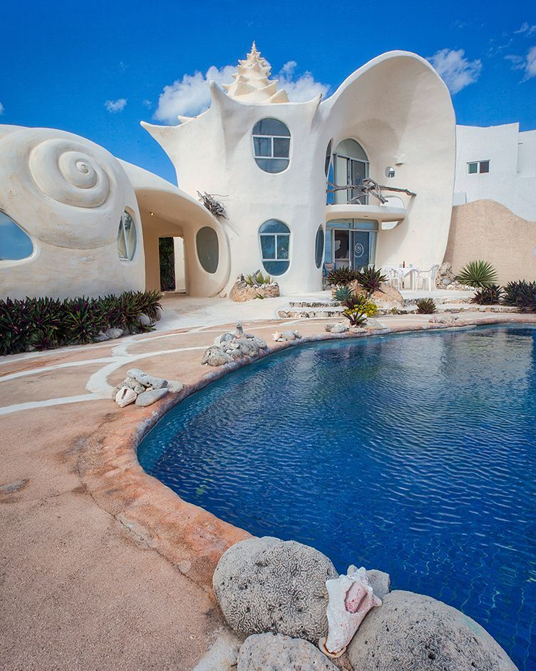 15 Top Most Amazing And Exotic Houses In The World